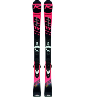 HERO JR MULTI-EVENT XPRESS JR + FIX LOOK 10 110-120-130 cm