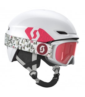 ENSEMBLE CASQUE KEEPER + MASQUE WITT