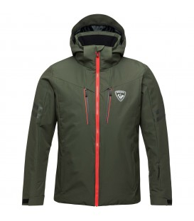 CONTROLE JACKET MILITARY GREEN