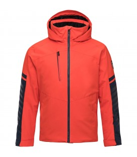 FONCTION JACKET RED CRIMSON