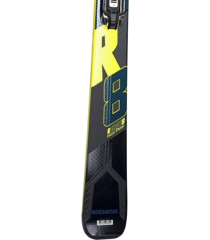 REACT 8 HP + NX 12