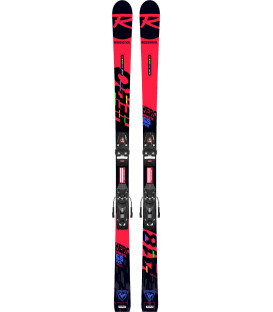 HERO ATHLETE GS PRO (R21 PRO) + LOOK SPX 10 GW B73 BLACK/ICON