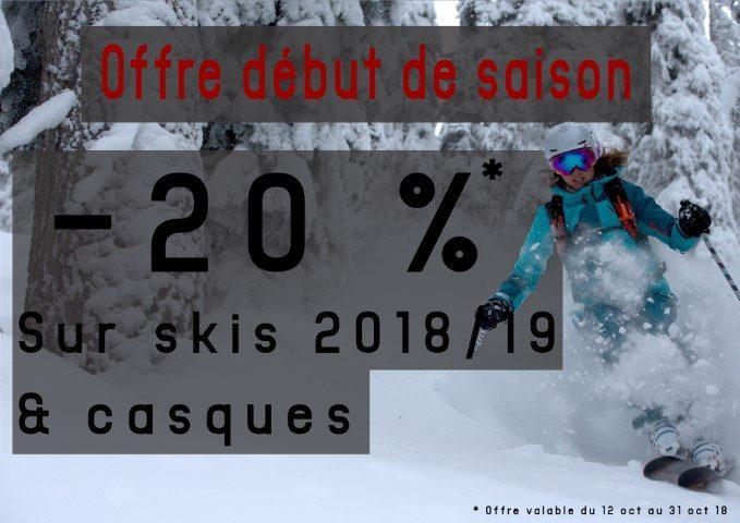 remise ouverture saison 2018-2019